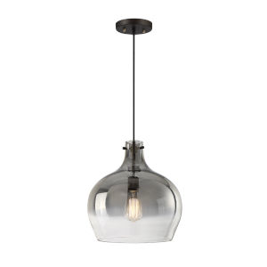 Irving Oil Rubbed Bronze One-Light Pendant