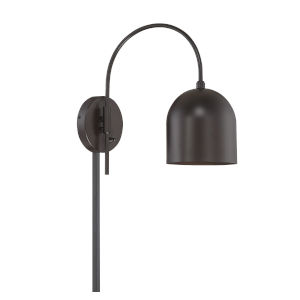 Artemis Oil Rubbed Bronze One-Light Adjustable Wall Sconce