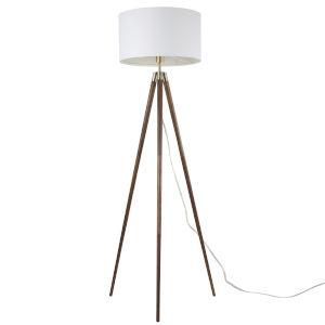 Loring Brown 62-Inch One-Light Floor Lamp