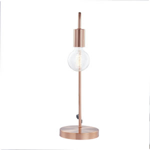 Afton Copper 18-Inch One-Light Table Lamp