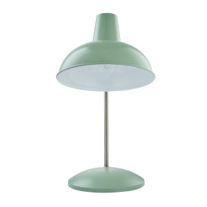 Loring Mint Green 15-Inch One-Light Table Lamp