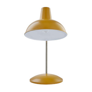 Loring Yellow 15-Inch One-Light Table Lamp