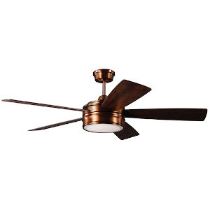 Knox Copper 52-Inch LED Ceiling Fan