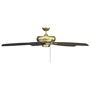 Eloise Estate Brass 68-Inch Ceiling Fan