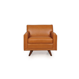 Uptown Brown 33-Inch Chair