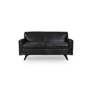 Uptown Charcoal 57-Inch Loveseat