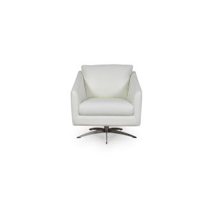 Nicollet White 29-Inch Chair