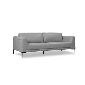 Uptown Gray 86-Inch Sofa