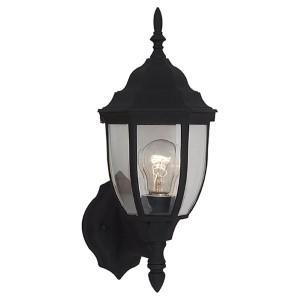 George Black 15.5-Inch High One-Light Outdoor Wall Lantern