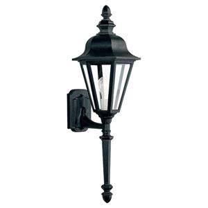 Willow Aluminium Outdoor Wall-Mounted Lantern