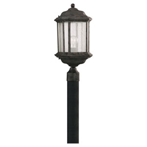 Preston Outdoor Oxford Bronze Post Mount