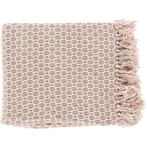 Loring Blush Throw