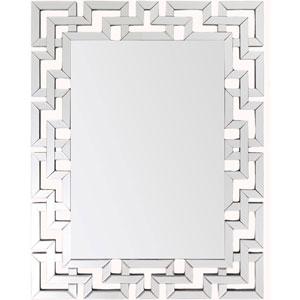 Nicollet Silver Wall Mirror