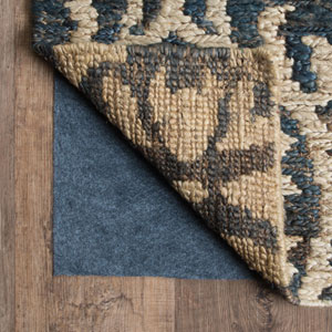 Premium Reversible RECTANGULAR: 1 Ft. 10-In. x 3 Ft. 8-In. Rug Pad