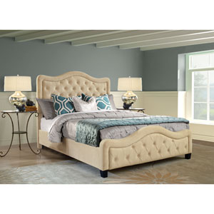 Whittier Buckwheat Queen Complete Bed