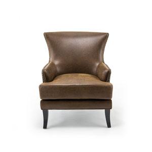 Fulton Accent Chair Dixon Java