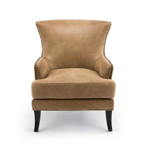 Fulton Accent Chair Dixon Nougat