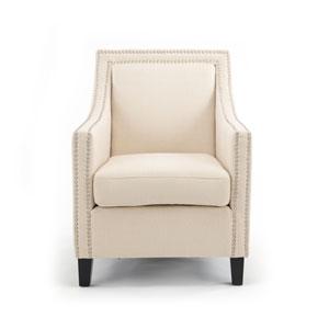Linden Accent Chair Beige