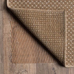 Premium Outdoor RECTANGULAR: 4 Ft. 8-In. x 7 Ft. 6-In. Rug Pad