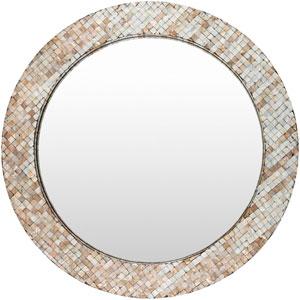 Linden Round Wall Mirror