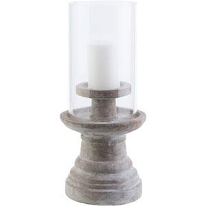 Quinn Ivory Medium Candle Holder