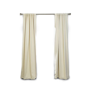 Selby Stone 120 x 50-Inch Blackout Curtain Panel Pair