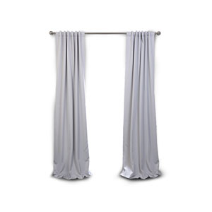 Selby Gray 96 x 50-Inch Blackout Curtain Panel Pair Panel Pair