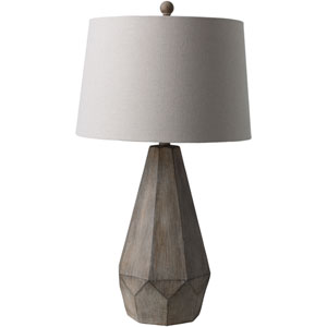 Loring Wood Table Lamp