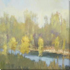 Quinn Hidden River 18 x 18 In. Wall Art