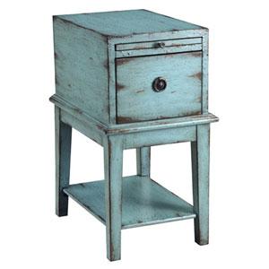 Hayden Blue Cabinet