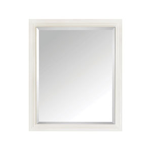 Grace French White 28-Inch Mirror