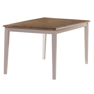 Grace White Dining Table