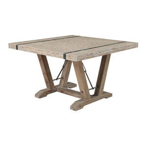 Quinn Brown Gathering Dining Table