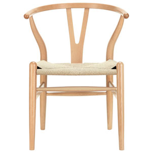 Nicollet Dining Chair in Natural