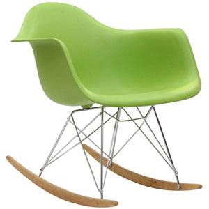 Uptown Rocking Chair in Green