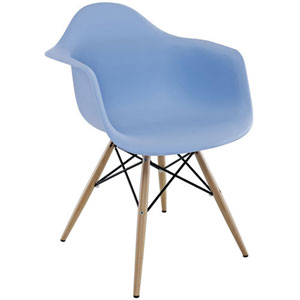 Nicollet Dining Chair in Blue