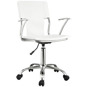 Uptown Office Chair in White