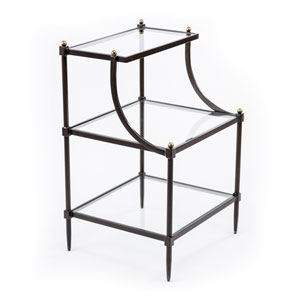 Whittier Tiered Side Table