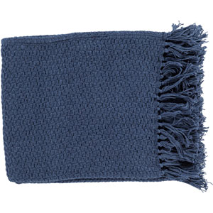 Hayden Navy Throw