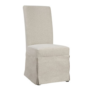 Hayden Rustic Charcoal Parsons Chair