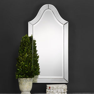 Whittier Curved Arch Mirror