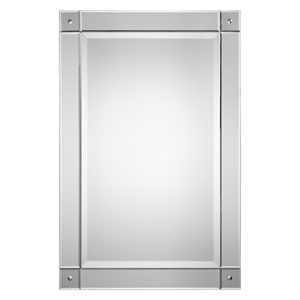 Whittier Rectangular Beveled Mirror