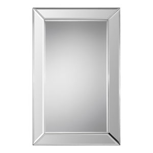 Uptown Rectangular Beveled Mirror