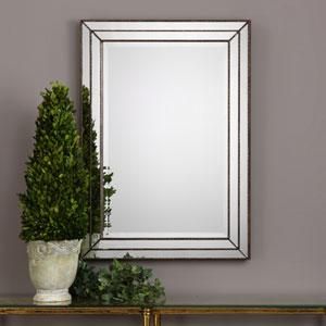 Whittier Rectangular Bronze Mirror