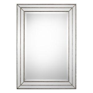 Whittier Rectangular Silver Mirror