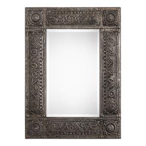 Wellington Rectangular Metal Mirror
