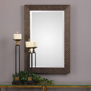 Wellington Bronze Rectangular Mirror