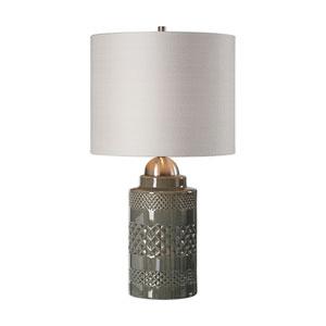 Grace Gray Ceramic Table Lamp