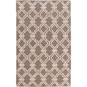 Grace Ivory and Taupe Rectangular: 2 Ft x 3 Ft Rug