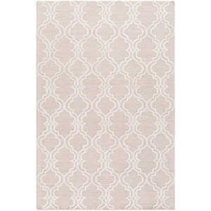 Grace Ivory and Beige Rectangular: 2 Ft x 3 Ft Rug